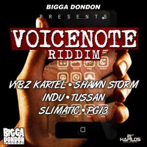 Voicenote-Riddim