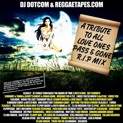 00-Dj-Dotcom-a-tribute-to-all-love-ones-pass-and-gone-mixtape