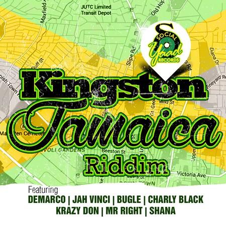 Kingston-Jamaica-Riddim
