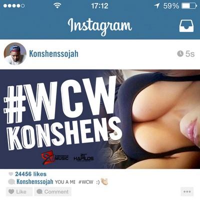 Konshens-#wcw-2015