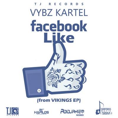Vybz Kartel Facebook Like 2015