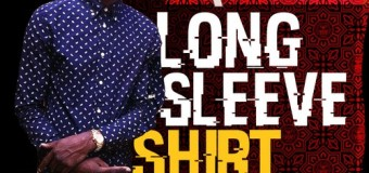 LADEN – LONG SLEEVE SHIRT (BUTTON TO MI NECK) – GHOST TOWN RIDDIM – DANCEHALLARENA _ CRUSHROAD MUSIC
