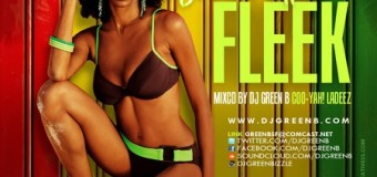 DJ GREEN B – DANCEHALL ON FLEEK – MIXTAPE