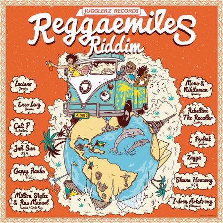 REGGAEMILES-RIDDIM