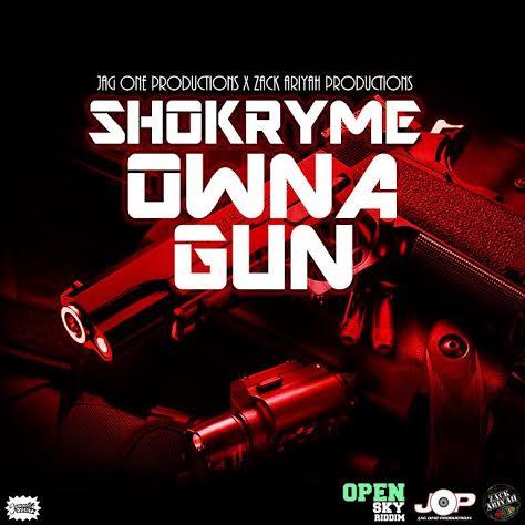SHOKRYME-OWNA-GUN-COVER-2015
