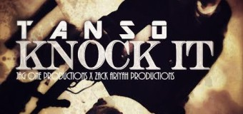 TANSO – KNOCK IT – OPEN SKY RIDDIM – JOP _ ZACK ARIYAH PRODUCTIONS