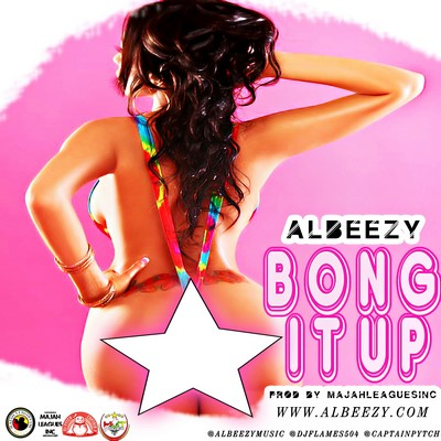 AlBeezy-Bong-It-Up-artwork