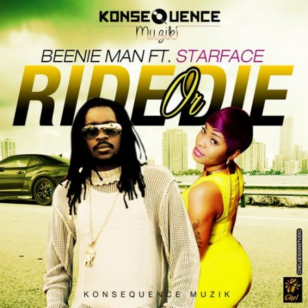 Beenie-Man-ft-Starface-Ride-or-Die-artwork