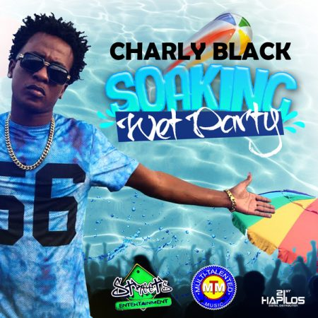 CHARLY-BLACK-SOAKING-WET-PARTY-COVER