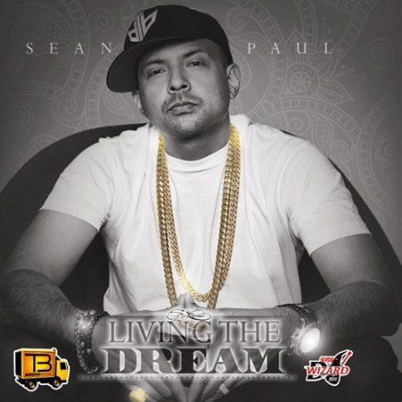 sean-paul-living-the-dream-cover