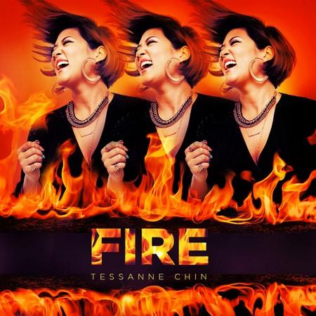 00-tessanne-chin-fire-cover TESSANNE CHIN - FIRE - JUSTICE LEAGUE MUSIC