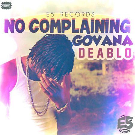 DEABLO-NO-COMPLAINING-COVER