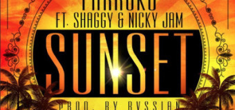 FARRUKO FT SHAGGY & NICKY JAM – SUNSET – RVSSIAN _ HEAD CONCUSSION RECORDS