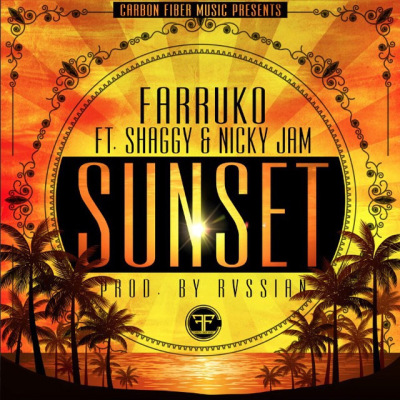 Farruko-Ft.-Shaggy-Y-Nicky-Jam-Sunset-cover