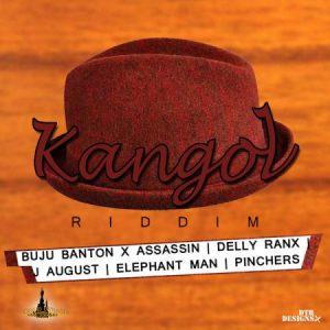 Kangol-riddim-cover