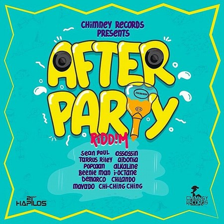 00-after-party-riddim-artwork CHI CHING CHING - COOB DEM UP - AFTER PARTY RIDDIM - CHIMNEY RECORDS