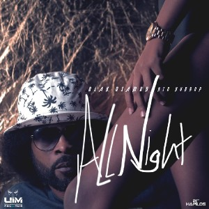 blak-diamon-Kid-Kurrup-All-Night-cover