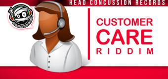 CUSTOMER CARE RIDDIM [FULL PROMO] – HEAD CONCUSSION RECORDS _ RVSSIAN