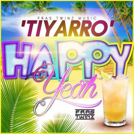 tiyarro-happy-yeah-cover