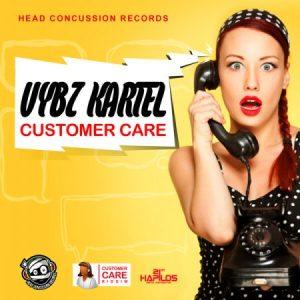 Vybz Kartel Customer Care Cover