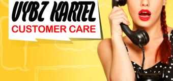VYBZ KARTEL – CUSTOMER CARE – CUSTOMER CARE RIDDIM – RVSSIAN _ HEAD CONCUSSIAN RECORDS
