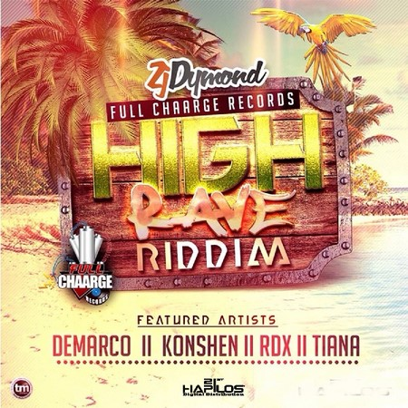 High-Rave-Riddim-cover