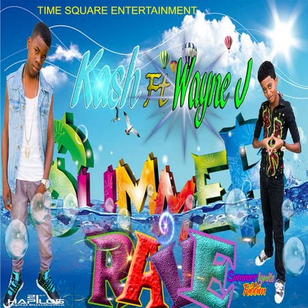 Kash-feat.-Wayne-J-Summer-Rave-cover