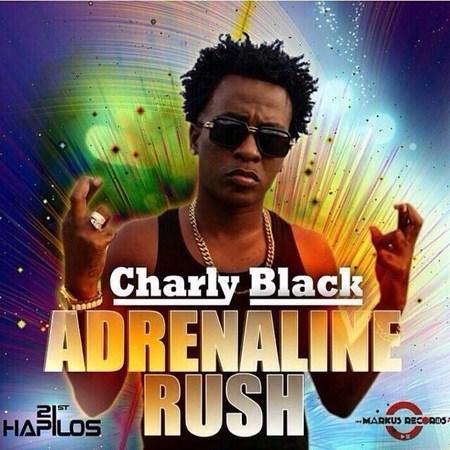 charly-black-Adrenaline-Rush-cover