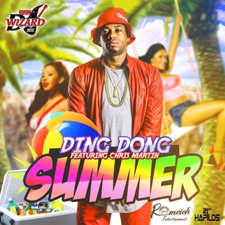 ding-dong-ft-Chris-Martin-summer-artwork