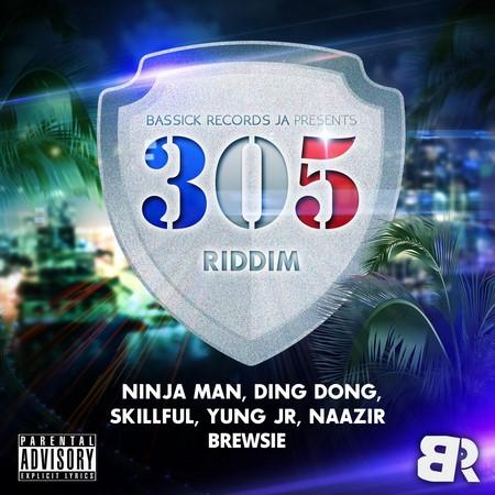 305-riddim-cover
