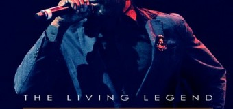 "JUNIOR REID TO RELEASE ""THE LIVING LEGEND"" ALBUM AUGUST 25TH 2015"