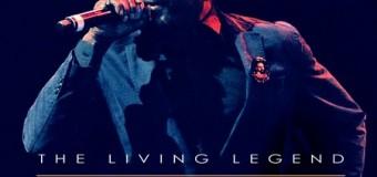 """JUNIOR REID TO RELEASE """"THE LIVING LEGEND"""" ALBUM AUGUST 25TH 2015"""