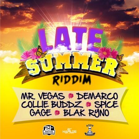 Late-summer-riddim-cover