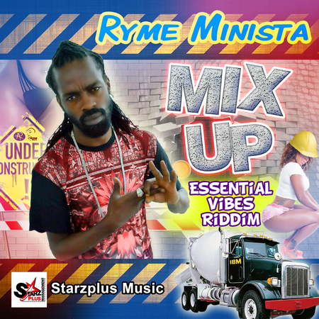 Ryme-Minista-Mix-up-artwork