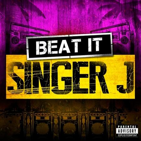 Singer-J-Beat-It-artwork