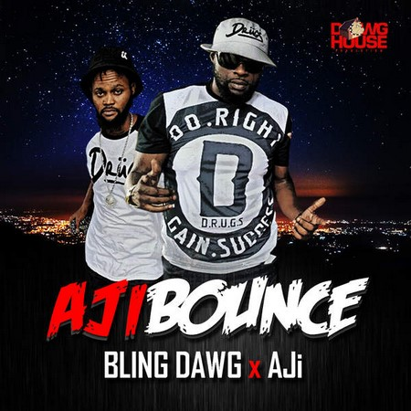 bling-dawg-Ft-Aji-Aji-Bounce-cover