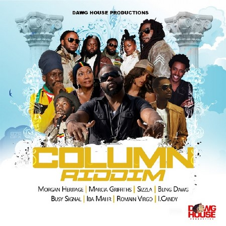 column-riddim-cover