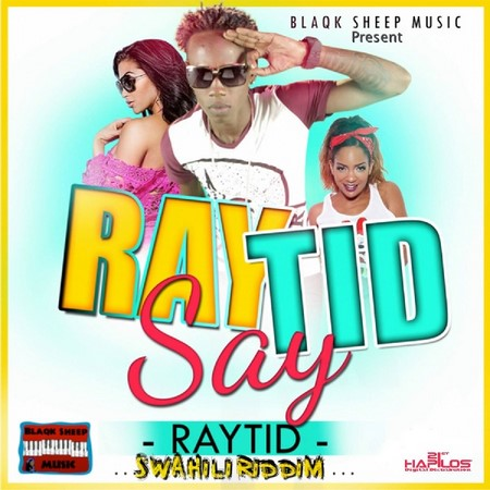 Raytid-Raytid-Say-cover