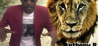 ANTHONY B – LION CAN'T BE CONQUER – FOOT PRINT RIDDIM – ELITE ENT SOCIETY