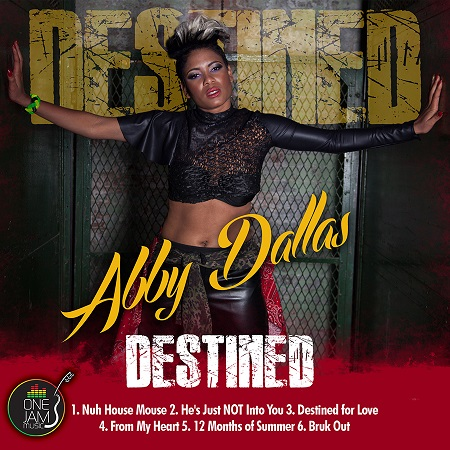 Abby-Dallas-Destined-EP
