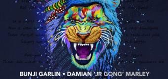 BUNJI GARLIN & DAMIAN JR. GONG MARLEY – THE MESSAGE [MAIN+EXTENDEDVERSION] – JR. BLENDER