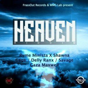 Heaven-Riddim-Cover-300x300 HEAVEN RIDDIM [FULL PROMO] - FRASSOUT RECORDS _ WMG LAB RECORDS