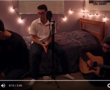 "LUCAS DIPASQUALE COVERS NAS & DAMIAN MARLEY'S ""ROAD TO ZION"""