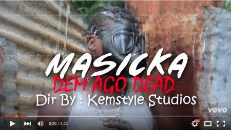 Masicka-dem-ago-dead-video