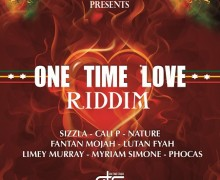 ONE TIME RIDDIM [FULL PROMO] – ONE TIME STUDIO