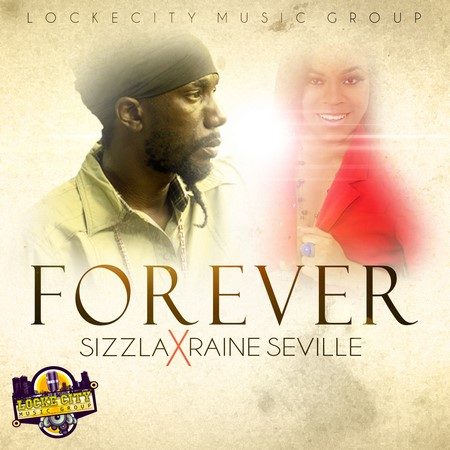 Sizzla-and-Raine-seville-Forever-cover