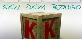 GAGE – SEH DEM BINGO (ALKALINE DISS) – BOX A K RIDDIM – 1 LINK RECORDS