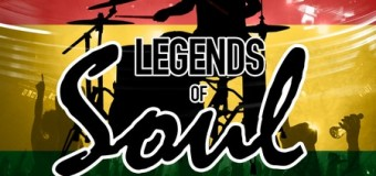 LEGENDS OF SOUL RIDDIM [FULL PROMO] – CRAWBA PRODUCTIONS