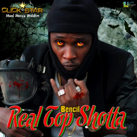 Bencil-real-top-shotta-Cover