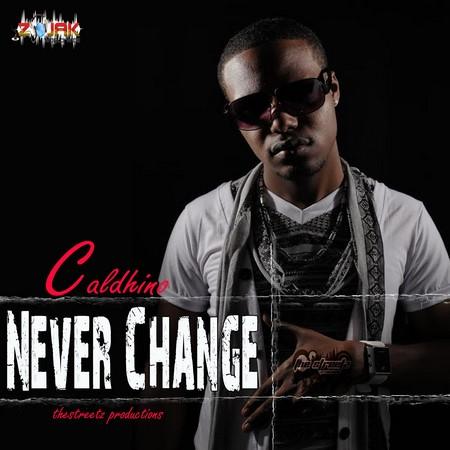 Caldhino-Never-Change-1